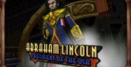 Codename Steam Abraham Lincoln Character President of the USA Cutscene Screenshot 3DS