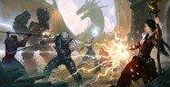 Witcher: Battle Arena Cast of Characters Artwork iOS Android Mobile Tablets