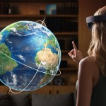 Microsoft Hololens 3D Headset Brings Hologram Alternate Reality Tech To Life