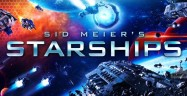 Sid Meier's Starships Logo Artwork Banner