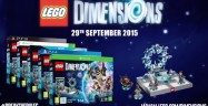 Lego Dimensions Release Date September 29 2015 Xbox 360 PS3 PS4 Xbox One Wii U