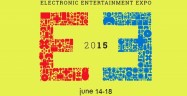 E3 2015 Logo June 14-18 Los Angeles Convention Center Artwork