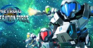 Metroid Prime Federation Force Team Artwork 3DS Official Nintendo