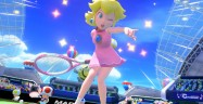 Sexy Peach Mario Tennis Ultra Smash Gameplay Screenshot Peachys Got It Wii U