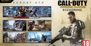 Call of Duty: Advanced Warfare Reckoning Walkthrough