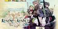 Legend of Legacy Cast of Characters Artwork Screenshots Official 3dS
