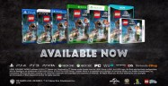 Lego Jurassic World multiplatform sales