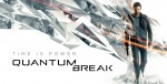 Quantum Break Banner Logo Artwork