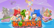 Worms 4 Logo Character Artwork iOS iPhone iPad IPod Touch iOS