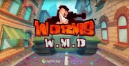 Worms WMD Logo Artwork Xbox One PC
