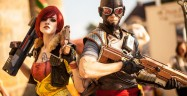 Borderlands Movie Like Cosplay Lilith Mordecai Photo Realistic By Madame Skunk