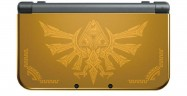 Gold 3DS XL System Zelda Triforce Heroes Hylian Edition