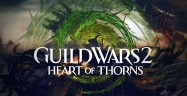 Guild Wars 2 Heart of Thorns Logo Artwork