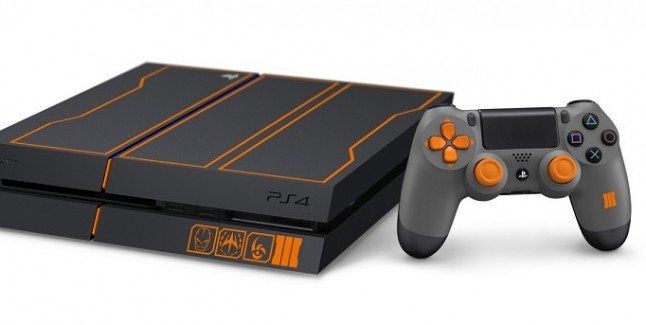 Orange & Gold PS4 Console Color Release Dates Announced for Call of ...