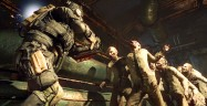 Resident Evil Umbrella Corps Gameplay Screenshot Zombie Horde PS4 PC