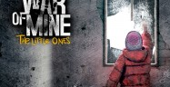 This War of Mine The Little Ones Box Artwork