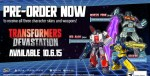 Transformers Devastation Cheats
