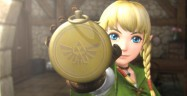 Hyrule Warriors Legends Linkle Is New Girl Link Character 3DS