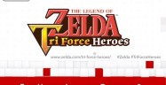 The Legend of Zelda Triforce Heroes Den of Trials DLC Release Date Artwork