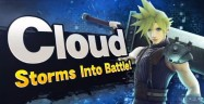 Cloud Super Smash Bros 4 Final Fantasy VII Invades Wii U 3DS