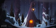 Pinstripe Edgewood Cabin Snowy Gameplay Screenshot PC