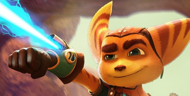 UK poster and trailer for the Ratchet & Clank movie