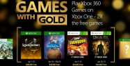 Xbox Games with Gold January 2016