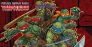Teenage Mutant Ninja Turtles: Mutants in Manhattan game artwork