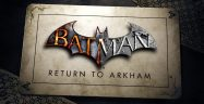Batman: Return to Arkham Logo