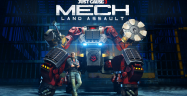 Just Cause 3 'Mech Land Assault' Key Art
