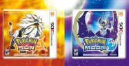 Pokemon Sun and Moon Boxarts