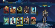 Battleborn Unlockable Characters