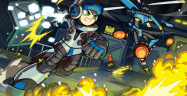 Mighty No. 9 Fan Art