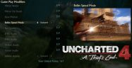Uncharted 4 Cheats