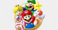 Mario Party: Star Rush Key Art