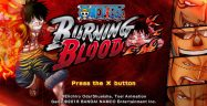 One Piece: Burning Blood Cheats