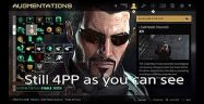 Deus Ex: Mankind Divided Praxis Kits Cheat