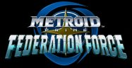 Metroid Prime: Federation Force Logo