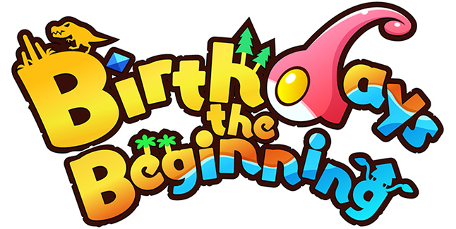 Birthdays the Beginning Logo