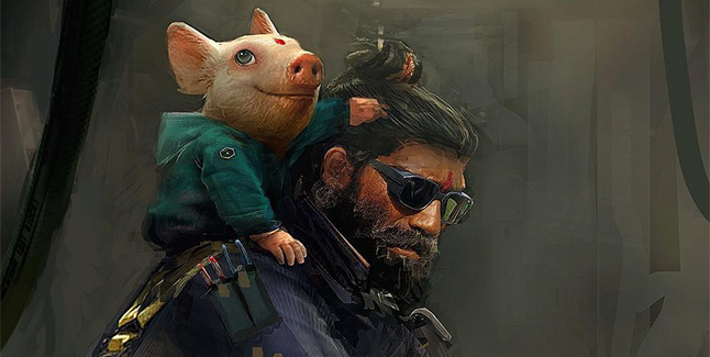 Beyond Good & Evil Teaser Art Small
