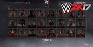 WWE 2K17 Unlockable Characters